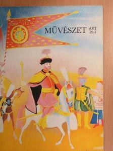 Andrási Gábor - Művészet 1989. április [antikvár]