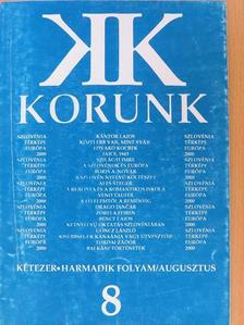Ales Debeljak - Korunk 2000. augusztus [antikvár]