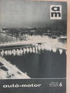 Rózsa György - Autó-Motor 1965. március 21. [antikvár]