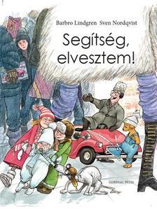 Barbro Lindgren - Segítség, elvesztem!