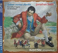 Jonathan Swift - Gulliver utazása Lilliputba - hangoskönyv