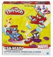 NINCS SZERZŐ - Play-Doh Marvel Figurák Járművekkel
