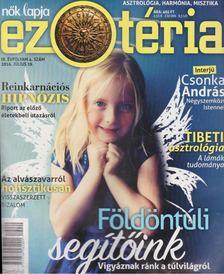 Izing Klára - Nők Lapja Ezotéria IX. évf. 2016/4. szám [antikvár]