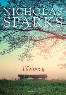 Nicholas Sparks - Tűzlovag [eKönyv: epub, mobi]