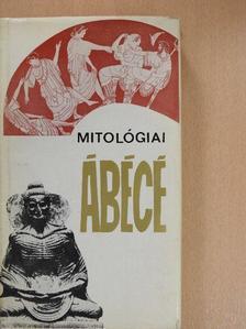 Bodrogi Tibor - Mitológiai ábécé [antikvár]