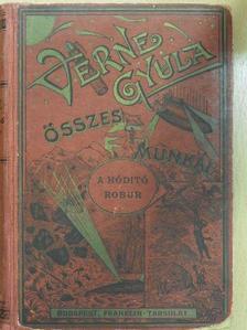 Verne Gyula - A hódító Robur [antikvár]