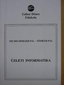 Michelberger Pál - Üzleti informatika [antikvár]