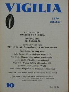 Balázsovics Mihály - Vigilia 1979. október [antikvár]