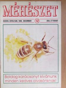 Borbély Gábor - Méhészet 1990. december [antikvár]