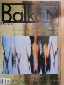 Bálványos Anna - Balkon 1998/7-8. [antikvár]