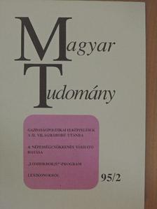 Berényi Dénes - Magyar Tudomány 1995. február [antikvár]