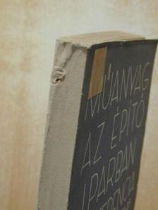 Bálint József - Műanyag az építőiparban c. konferencia előadásai [antikvár]