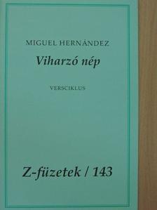 Miguel Hernández - Viharzó nép [antikvár]