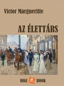 MARGUERITTE, VICTOR - Az élettárs [eKönyv: epub, mobi]