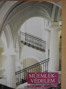 Madeleine de la Winckel - Műemlékvédelem 2000/3. [antikvár]