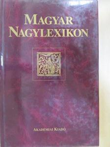 Ádám Antal - Magyar Nagylexikon 2. (töredék) [antikvár]