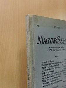 A. R. - Magyar Szemle 1931. május [antikvár]