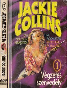 Jackie Collins - Végzetes szenvedély I-II. [antikvár]