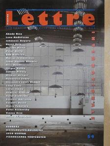 Bacsó Béla - Magyar Lettre Internationale 2004. ősz [antikvár]