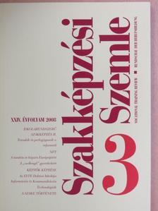 Farkas Éva - Szakképzési Szemle 2008/3. [antikvár]