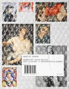 Martos Gábor - Önarckép nyaklánccal - Női alkotók a műkereskedelemben