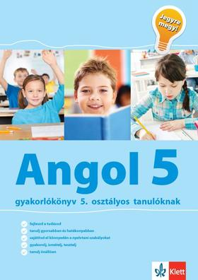 Barbara Brezigar, Janja Zupancic - Angol Gyakorlókönyv 5 - Jegyre Megy