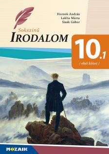 HORNOK ANDRÁS - MS-2355U Sokszínű irodalom tankönyv 10.o. I. kötet (Digitális hozzáféréssel)