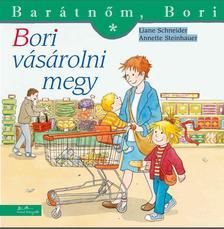 Liane Schneider - Annette Steinhauer - Bori vásárolni megy-Barátnőm, Bori