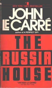 JOHN LE CARRÉ - The Russia House [antikvár]