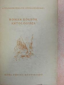 Alexandru Toma - Román költők antológiája [antikvár]