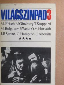 Christopher Hampton - Világszínpad 3. [antikvár]