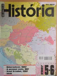 Bíró Mária - História 2007/5-6. [antikvár]