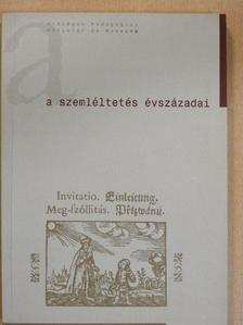 Adamikné Jászó Anna - A szemléltetés évszázadai [antikvár]
