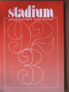 Antal Attila - Stádium 1992. ősz [antikvár]