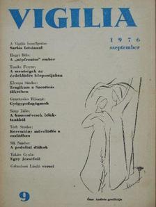 Boros Lajos - Vigilia 1976. szeptember [antikvár]
