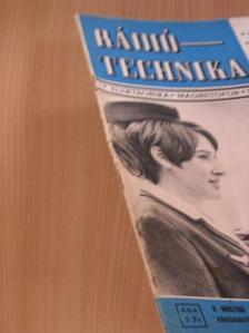 Kiss László - Rádiótechnika 1970. (nem teljes évfolyam) [antikvár]