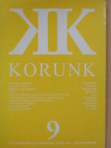 Gabriel Liiceanu - Korunk 2004. szeptember [antikvár]