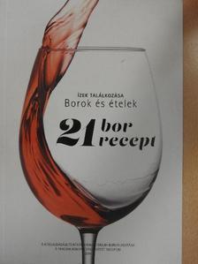 21 bor recept [antikvár]