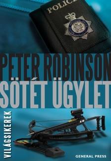 Peter Robinson - Sötét ügylet [eKönyv: epub, mobi]