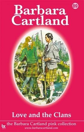 Barbara Cartland - Love and the Clans [eKönyv: epub, mobi]