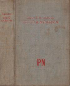 André Maurois - Költő a máglyán [antikvár]