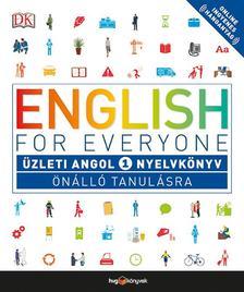 English for Everyone - Üzleti angol 1. nyelvkönyv