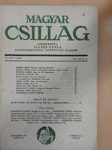 Hegedűs Zoltán - Magyar Csillag 1943. január 15. [antikvár]