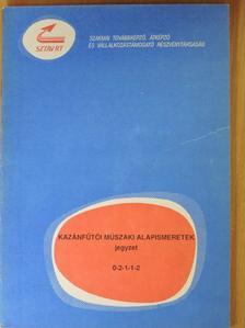 Tóth Károly - Kazánfűtői műszaki alapismeretek [antikvár]