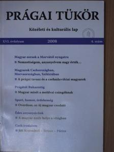Barabás István - Prágai tükör 2008/4. [antikvár]