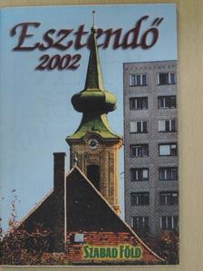 Jocha Károly - Esztendő 2002 [antikvár]