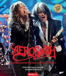 Aerosmith - A bostoni rosszfiúk részletes, illusztrált története