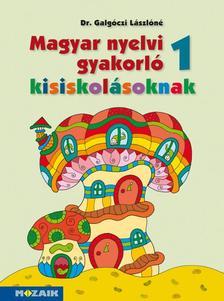 Dr. Galgóczi Lászlóné - MS-2505U Magyar nyelvi gyakorló kisiskolásoknak 1.o. munkafüzet