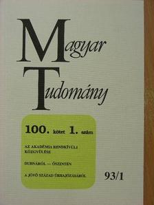 Almási Miklós - Magyar Tudomány 1993. január [antikvár]