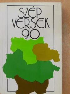 Ágh István - Szép versek 1990 [antikvár]